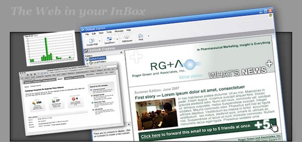 HTML Email Marketing - the Web in your Inbox